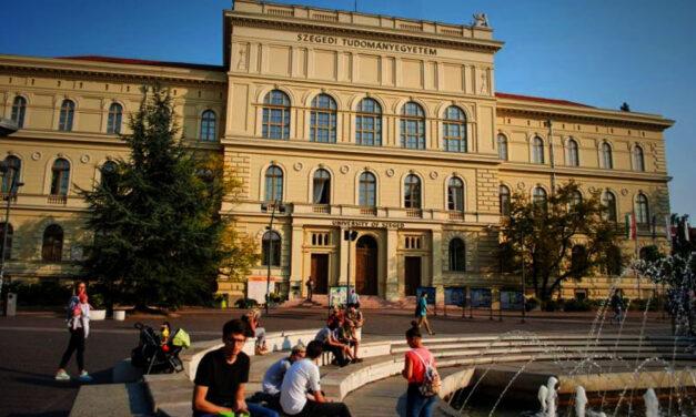 A koronavírus miatt intézkedés történt a Szegedi Tudományegyetemen
