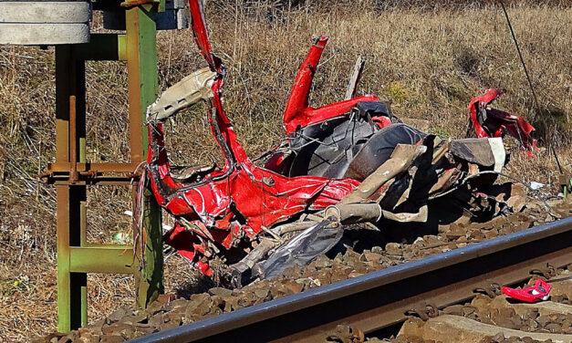 Kecskeméti vonattragédia: motorral rohant a helyszínre az édesapa