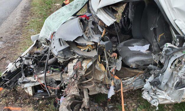 Halálos baleset Fejér megyében – vásárlásból tartott haza a család