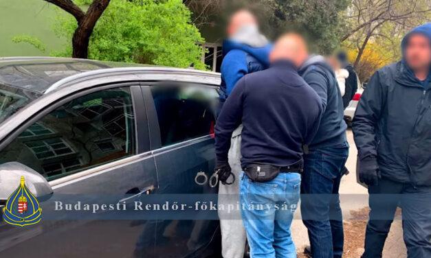 Lecsaptak a rendőrök az újpesti mackónadrágos drogkereskedőre