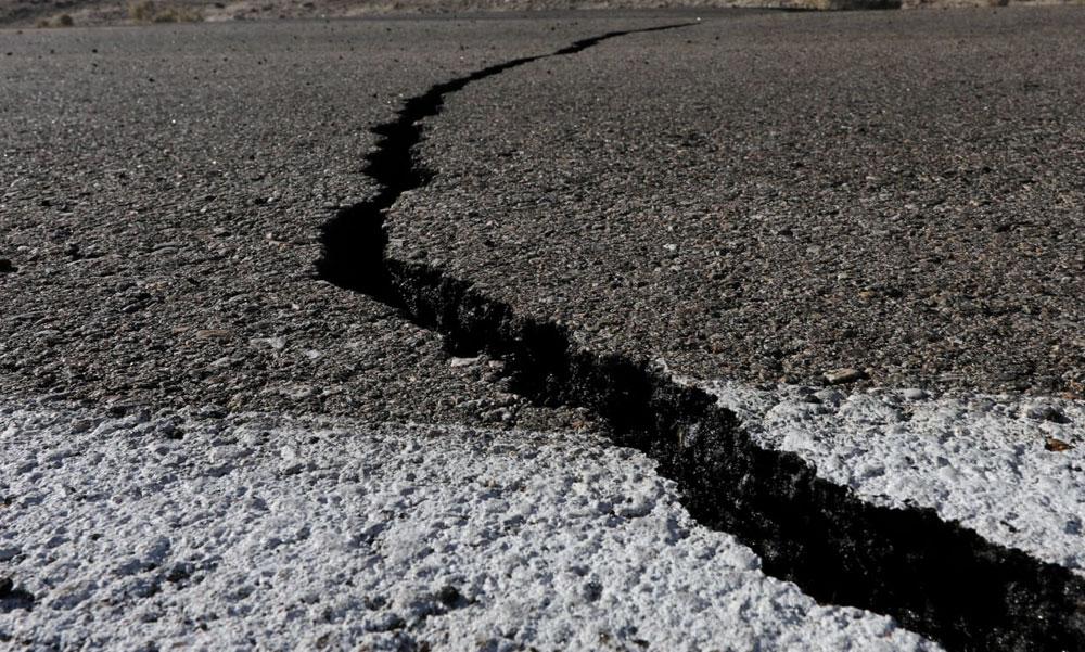 Földrengésre ébredtek Magyarország egy részén