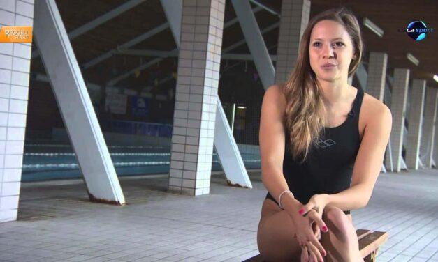 Koronavírussal fertőződött Kapás Boglárka úszó