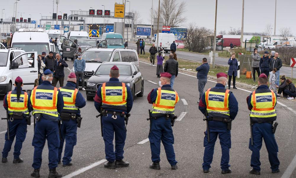Nem léphetnek be külföldi állampolgárok Magyarországra – erről rendelkezett a tiszti főorvos