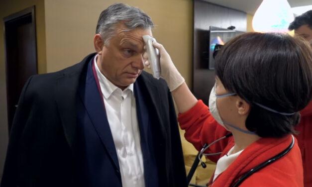 Orbán Viktor a koronavírus kapcsán a szép életről, gazdagodásról és a járvány végéről beszélt