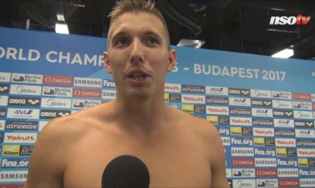 Újabb magyar úszó lett koronavírusos