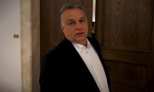 Friss videóval jelentkezett Orbán Viktor az este: erről beszélt