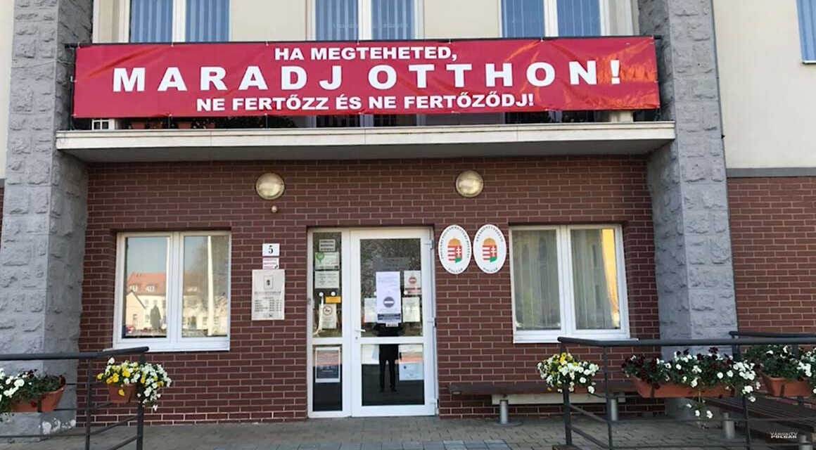 Részleges kijárási tilalmat vezetett be Polgár polgármestere