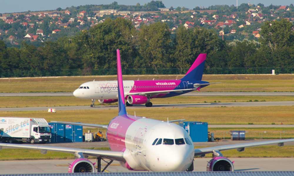 Jövő héten 13 útvonalon indítja újra a járatait Budapestről a Wizz Air