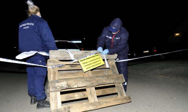 Sitteszsákban találták meg a csecsemő csontjait Pest megyében