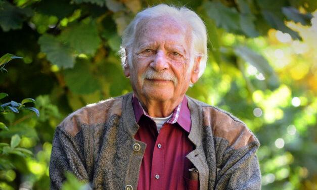 Meghalt Bálint gazda az ország kertésze