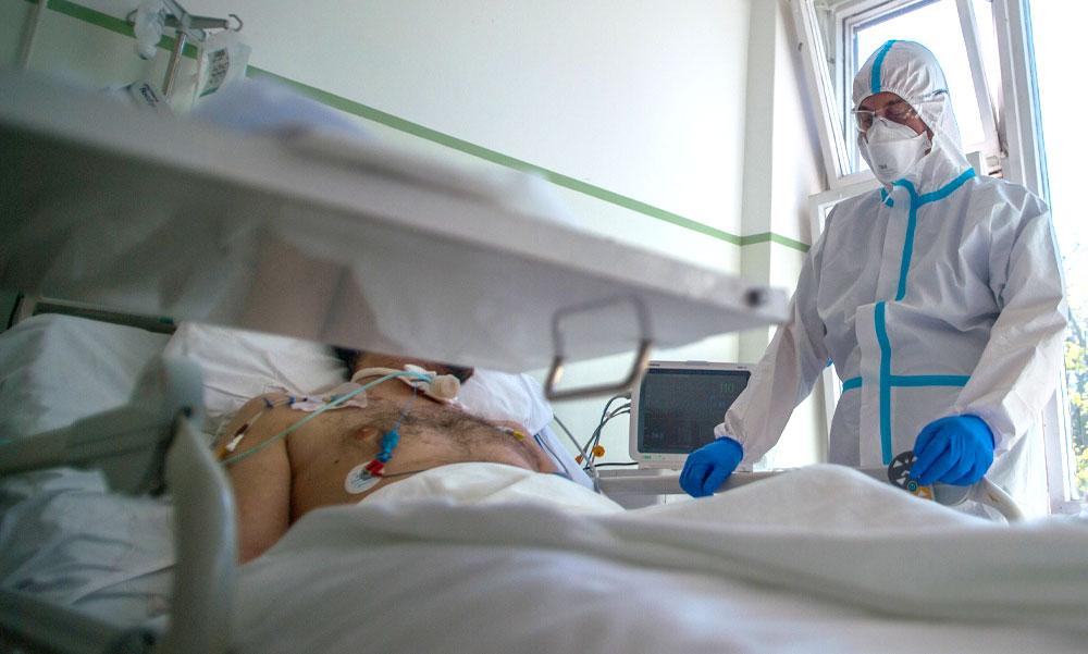 Egy 37 éves férfi is meghalt koronavírus-fertőzésben