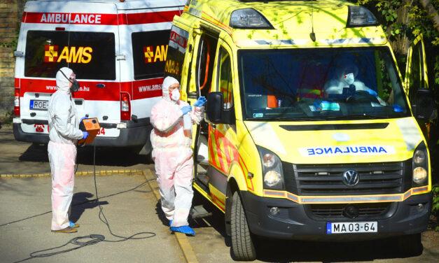 Már több, mint 500-an haltak meg a koronavírusban Magyarországon