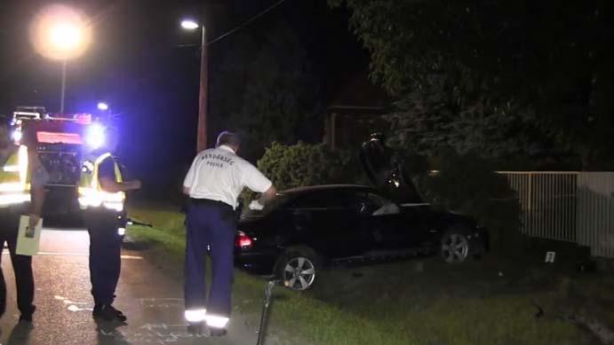 Bedrogozva, részegen okozott balesetet egy férfi, meghalt a 3 éves kisfia