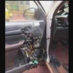 Bármikor felrobbanhat az autóban felejtett kézfertőtlenítő