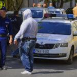 Lövöldözés egy budapesti az utcán, két sérültet kórházba vittek