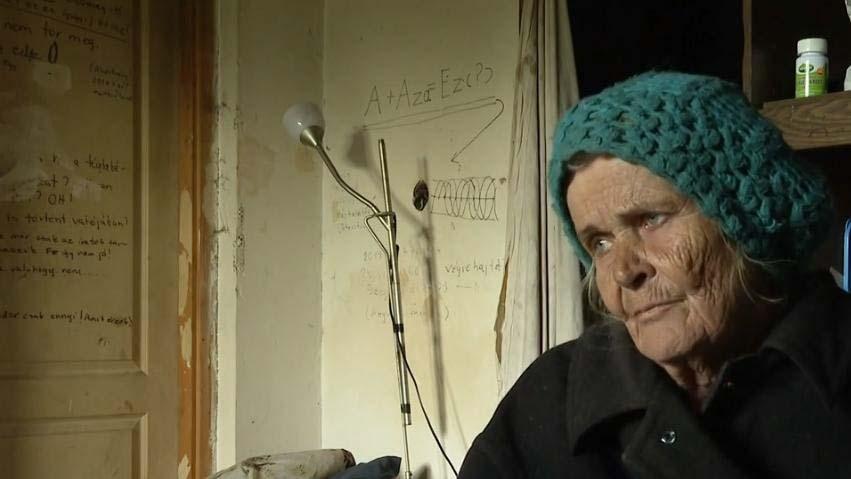 Meghalt Szilágyi István özvegye, Humenyánszky Jolán