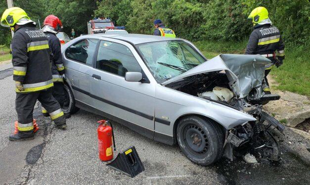 Három autó ütközött Eplényben – öten megsérültek, köztük egy 12 éves gyerek