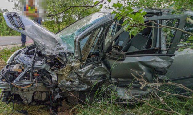 Frontálisan ütközött két autó Fejér megyében – az egyik sofőr a helyszínen meghalt