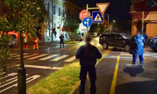 Gázrobbanással fenyegetett az őrjöngő férfi, kommandósok cibálták ki a lakásából