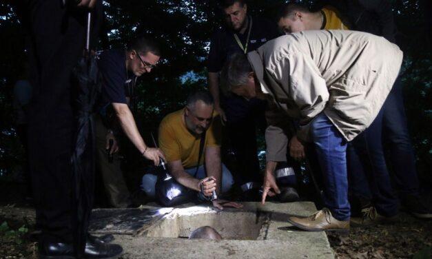 Visszavitték a borsodnádasdi gyilkost a tett helyszínére: így elevenítették fel a végzetes éjszaka pillanatait