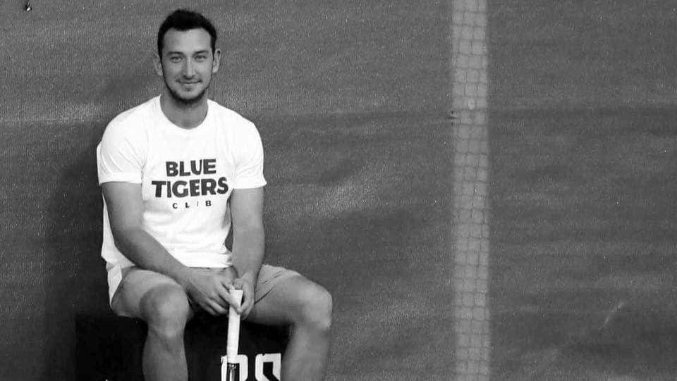 """""""Minta ember voltál, büszke rád e világ"""" – e szavakkal búcsúztata Noszály Sándor az elhunyt Borsos Olivér sportolót"""