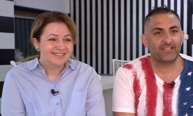 Szívszorító: Győzike rettegett, hogy felesége belehal a műtétbe – videó