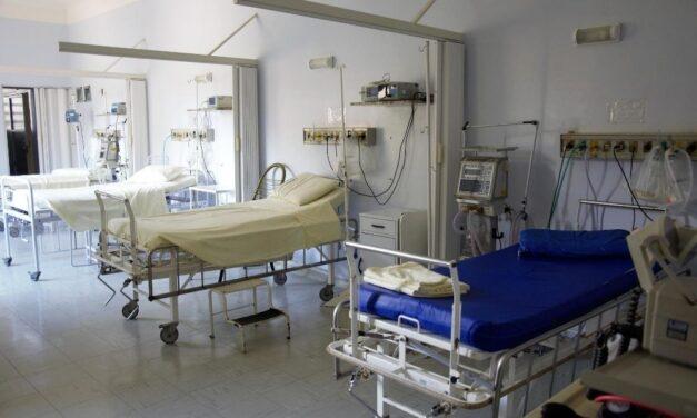 Kétszáz millió forintból fürdőszobákat alakítanak ki az egri kórházban