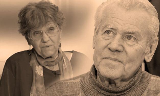 Elhunyt férje temetésén kötött békét Pécsi Ildikó tíz éve látott unokájával