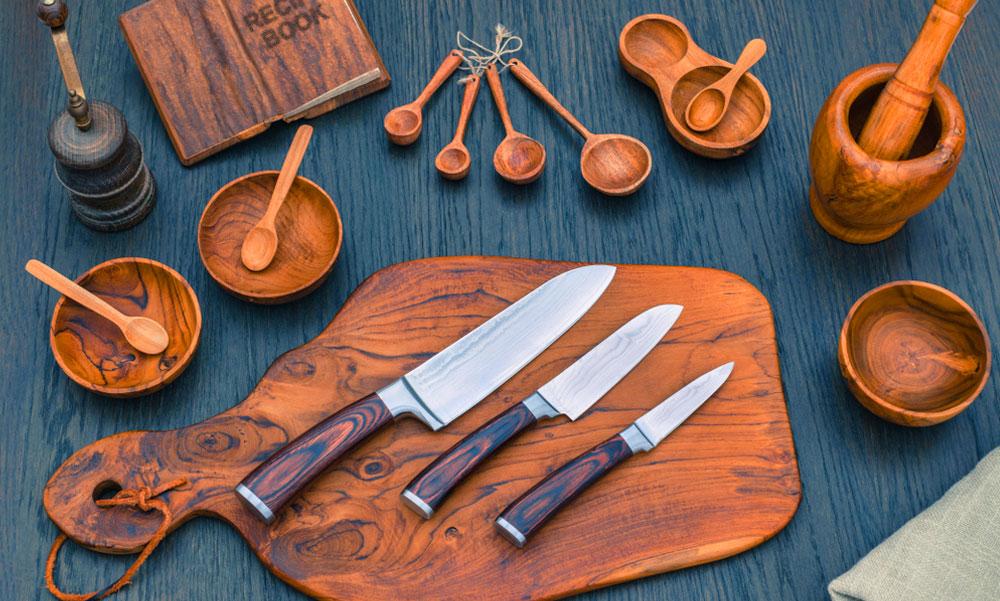 3 tuti tipp a megfelelő konyhakés kiválasztásához