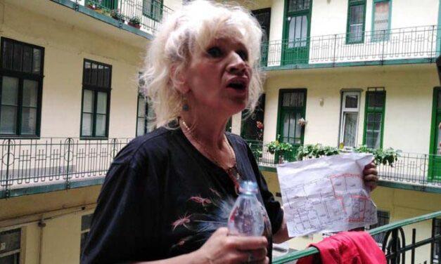 Üvöltözés után nyomozás: Bíró Ica lakásánál történtek miatt 5 évet is kaphat a rendőröket bántalmazó nő