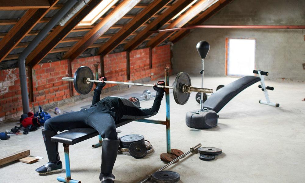Állítsd össze saját, otthoni edzőtermedet!