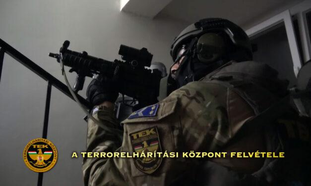 Fegyveres rablás elkövetőire csaptak le a kommandósok Sopronban