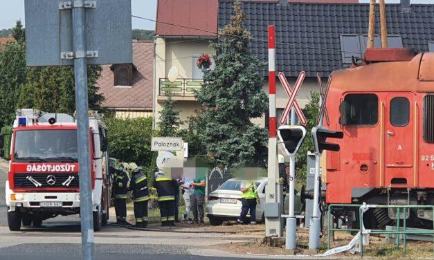 Gázolt a vonat a Balaton északi partján: a férfi a helyszínen meghalt
