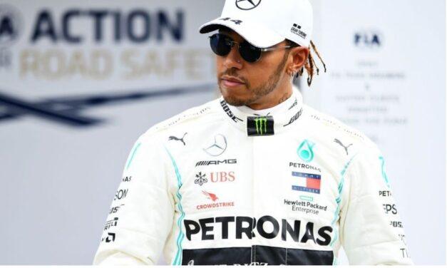Lewis Hamilton elkapta a koronavírust, nem állhat rajthoz hétvégén