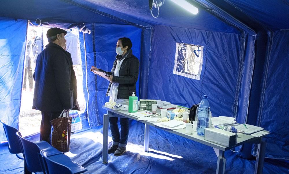 Mobil influenza-oltópontokat akart a főváros, az országos tisztifőorvos lesöpörte az asztalról az ötletet