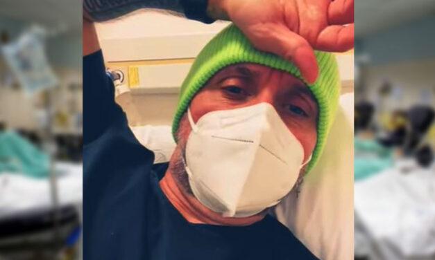 Kórházba került Majka, a koronavírus miatt elváltozásokat találtak a tüdején, közben Hajni is beteg lett