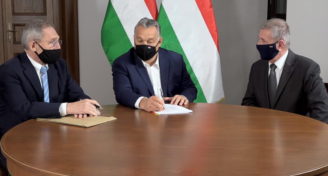 Orbán: a hadsereget is bevonjuk – videó
