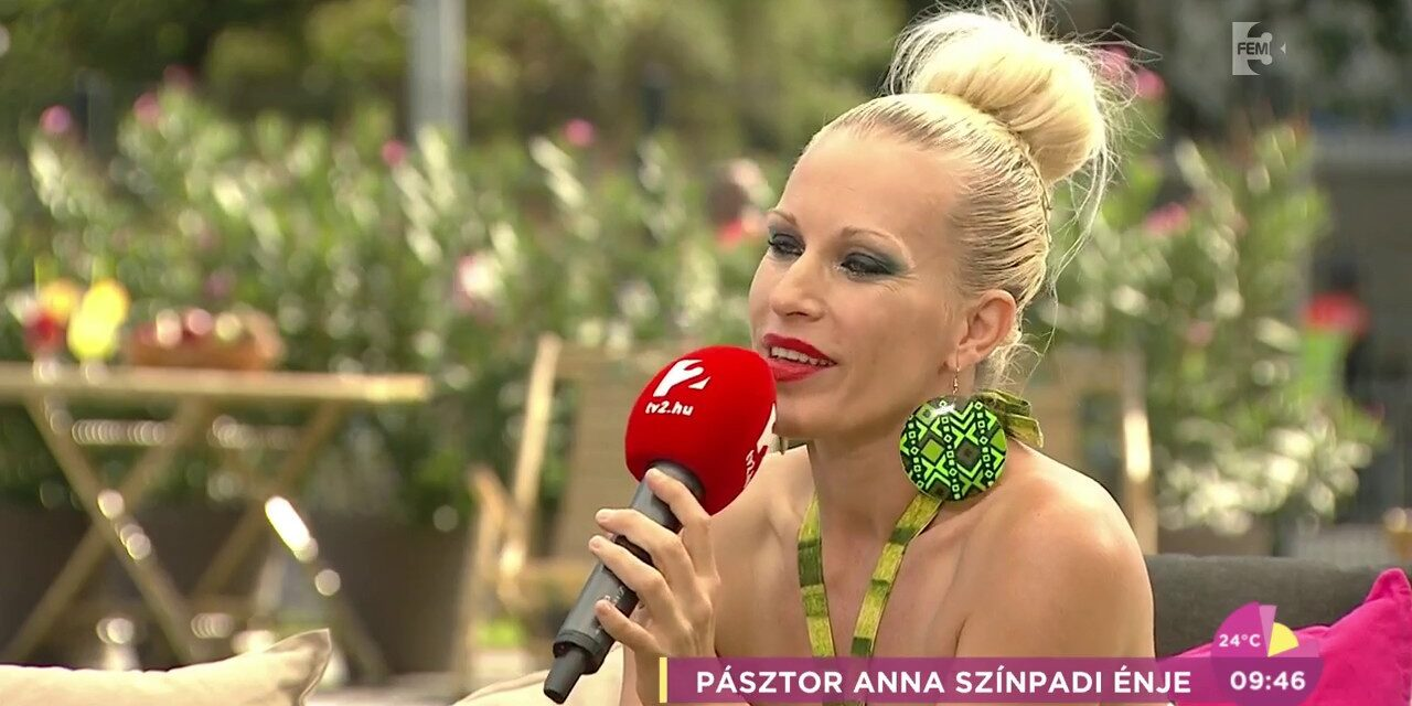 Közel 30 év után szakított Pásztor Anna és kedvese: Különválásukról vallott az énekesnő