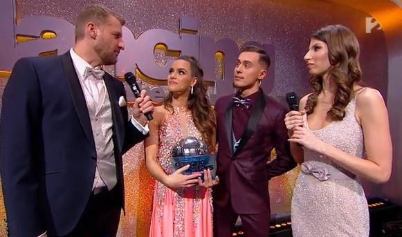 Zokogva omlottak egymás karjaiba a Dancing with the Stars győztesei – videó