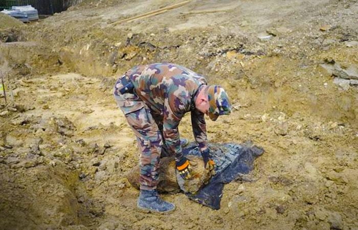 Nagy felfordulás lesz a fővárosban Csepelnél, hatástalanítják a talált óriási bombát