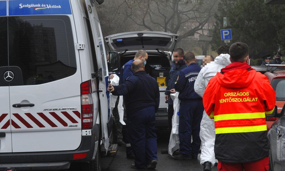 ORFK: anyagi és egyéb támogatást is kap az Újpesten megkéselt rendőr és járőrtársa