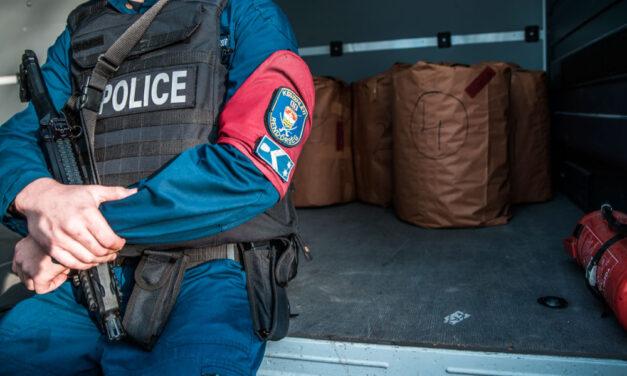 Az elmúlt 20 év legnagyobb magyar drogfogása 4,5 milliárdot ér, a kábítószert egy budapesti férfi csempészte be az országba