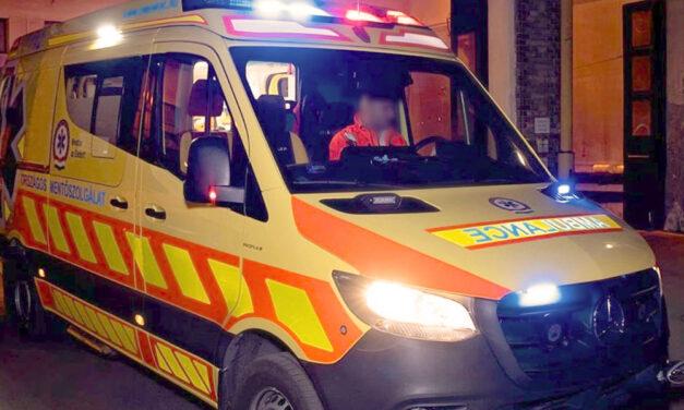 Kizuhant a 4. emeletről és meghalt egy 44 éves férfi Budapesten