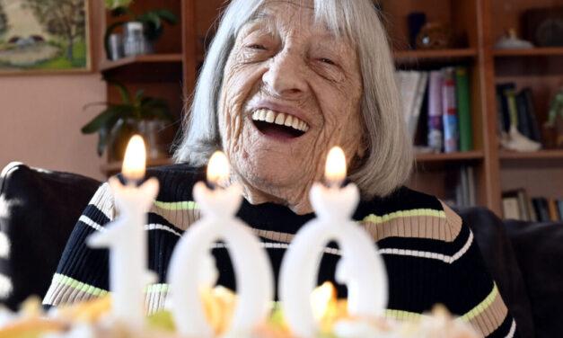 100 éves lett Keleti Ágnes, ötszörös olimpiai bajnok tornász – Orbán Viktor is felköszöntötte – videó