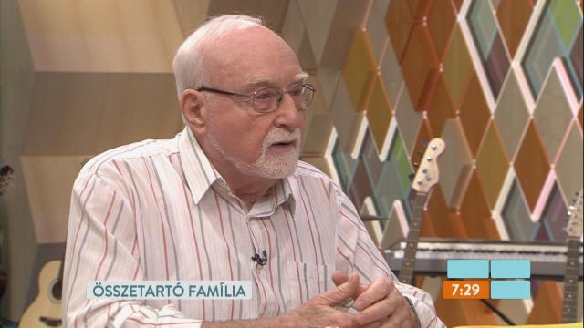 Kórházba került a koronavírus miatt a Família Kft. 93 éves sztárja, Baranyai László