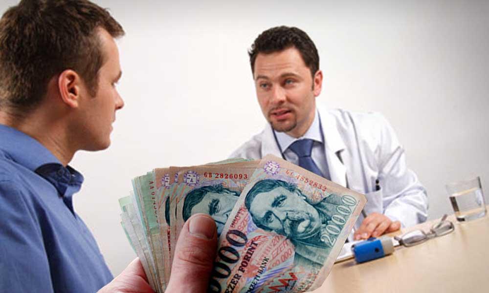 Razziák! Bajban az orvosbárók: telefonlehallgatással, poloskákkal és titkosszolgálati módszerekkel csap le a jövőben a hálapénzkommandó