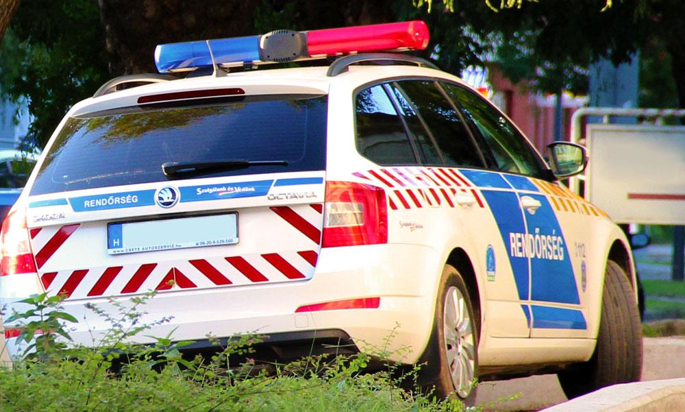 Gyilkosság Pest megyében! Megölte élettársa lányát egy férfi, a nő az utcán esett össze