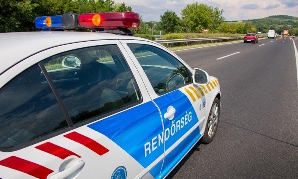 Halálos baleset a 41-es számú főúton: a rejtélyes gázolás mögött bűncselekmény is állhat