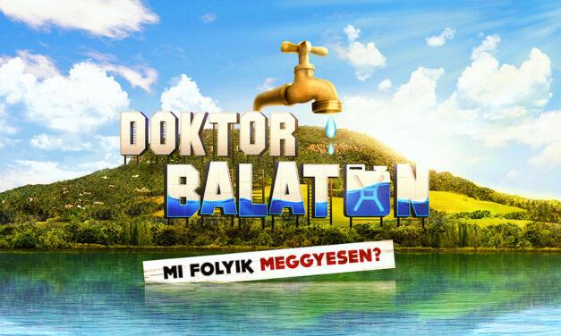 Ma este érkezik a Doktor Balaton évadzárója – drámai eseményekre számíthatnak a nézők