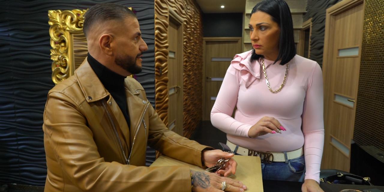 Hoppá: Babaprojektbe fog Emilio és Tina?